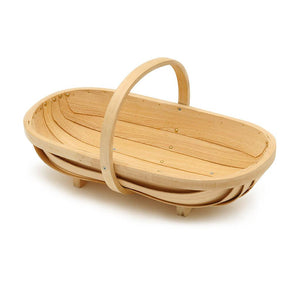 Traditional Wood Trug