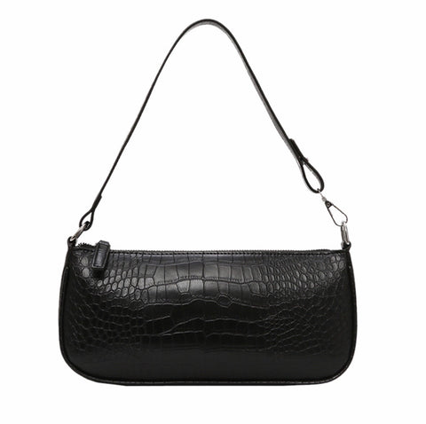 STELLA BLACK BOAT BAG