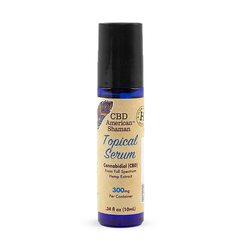 CBD American Shaman Topical Serum Roll-on