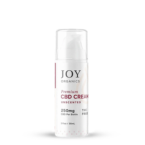 JOY ORGANIC Premium CBD Cream