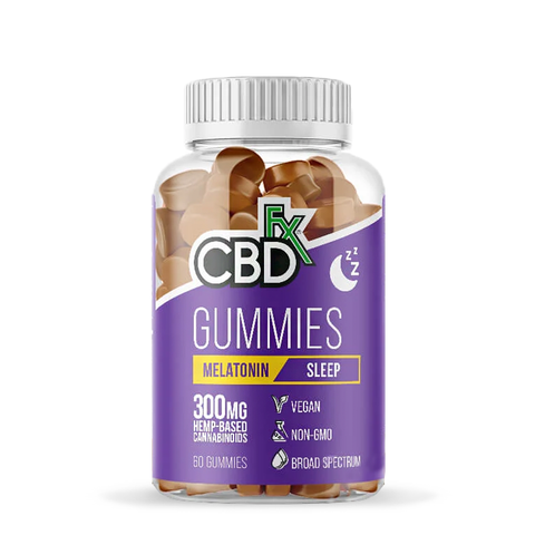 CBDFX  CBD Gummies with Melatonin 1500mg