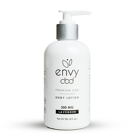 Envy  CBD Body Lotion (Lavender)