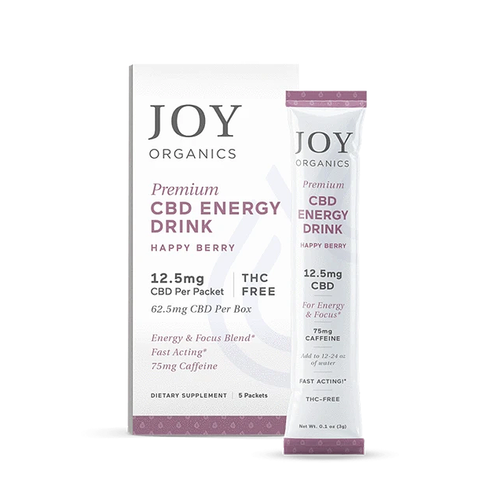JOY ORGANICS Energy Drink Mix