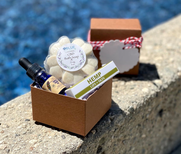 Mother's Day Gift Self Care Box