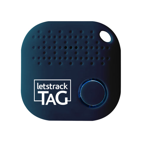 Letstrack TAG Smart Bluetooth Tracker - Blue