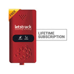 LETSTRACK LIFETIME GPS SUBSCRIPTION