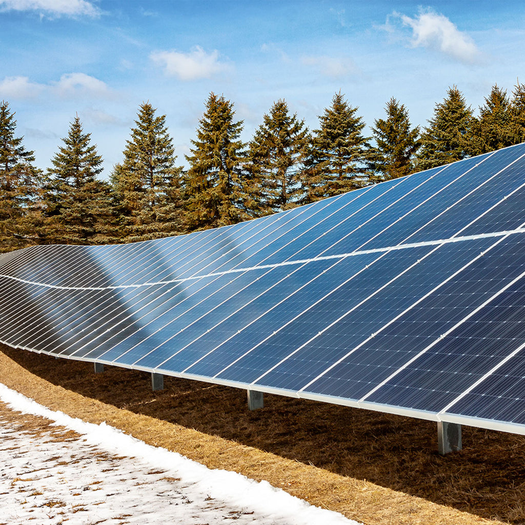 Long Lake Culinary Campus, home of Food for Thought, goes solar with a new state-of-the-art power system.