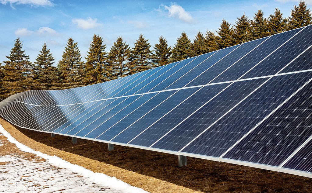 Long Lake Culinary Campus, home of Food for Though, goes solar with new power system