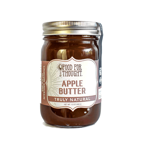 Truly Natural Apple Butter