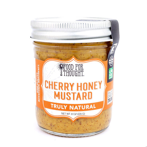 Image of Truly Natural Cherry Honey Mustard