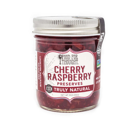 Image of Truly Natural Cherry Raspberry Preserves