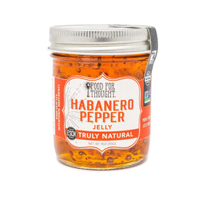 Truly Natural Habanero Pepper Jelly