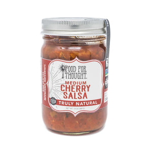 Truly Natural Medium Cherry Salsa