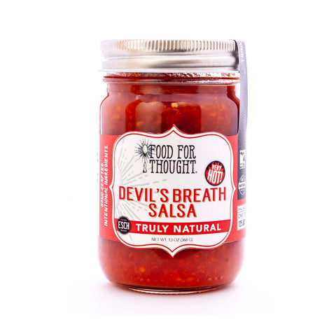 Image of Truly Natural Devil's Breath Salsa