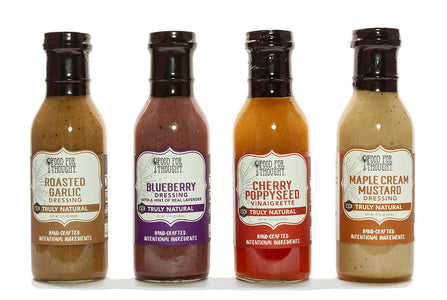 Truly Natural Blueberry Dressing with Lavender