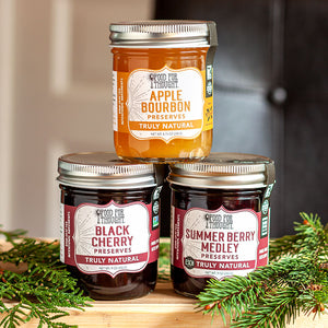 Food for Thought Favorite Preserves Gift Set