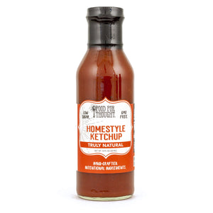 Food for Thought Homestyle Ketchup