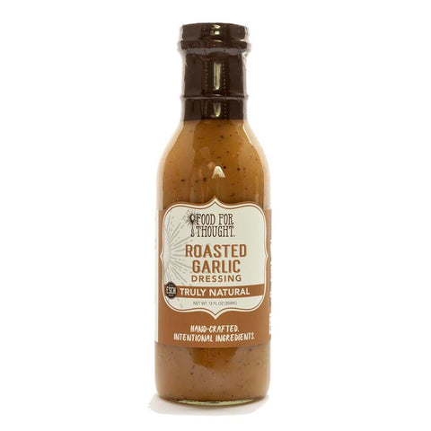 Image of Truly Natural Roasted Garlic Dressing
