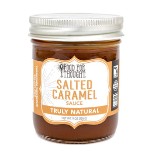 Truly Natural Salted Caramel Sauce