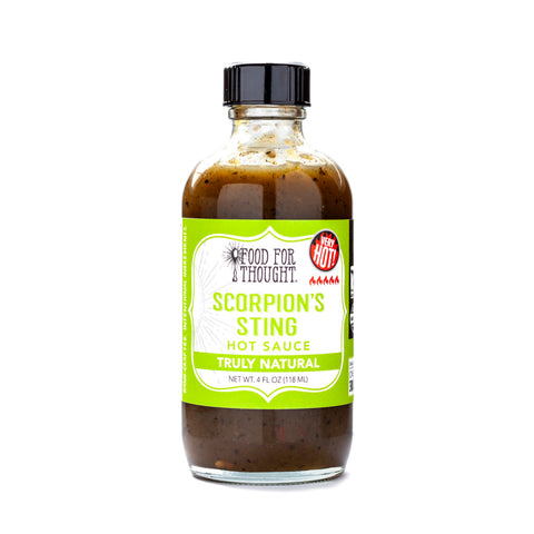 Scorpion's Sting Hot Sauce