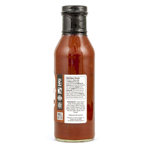 Food for Thought Spicy Chipotle Ketchup