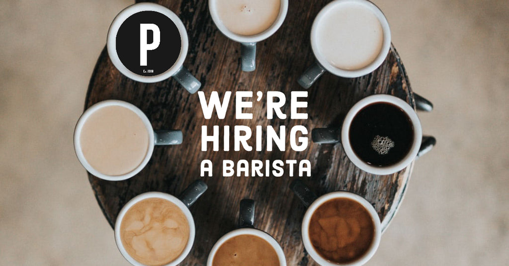 Job opportunity | Full time barista
