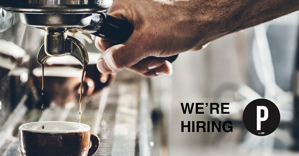 Job Opportunity | Barista