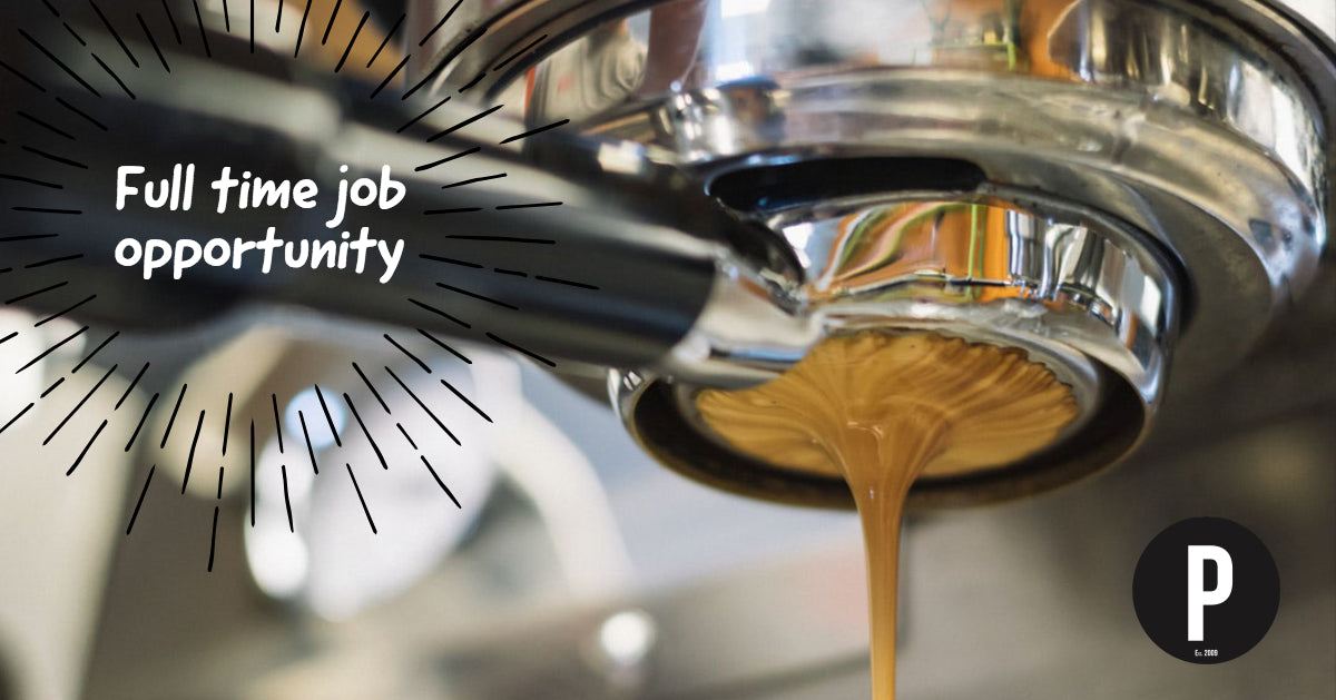 Piccolo Coffee Roasters Full Time Job Opportunity Barista