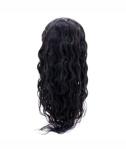 Beach Wave 4x4 Closure Wig