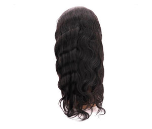 Natural Wave 4x4 Closure Wig