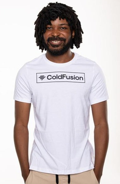ColdFusion Classic Tee in White