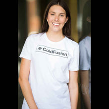 Load image into Gallery viewer, ColdFusion Classic Tee in White