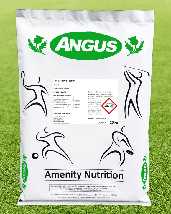Angus 6-9-6 Pre Seeder Fertiliser