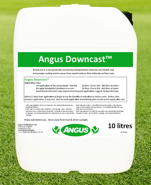 Angus Downcast™ 10L