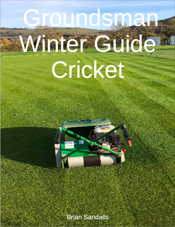 Groundsman Winter Guide Cricket eBook
