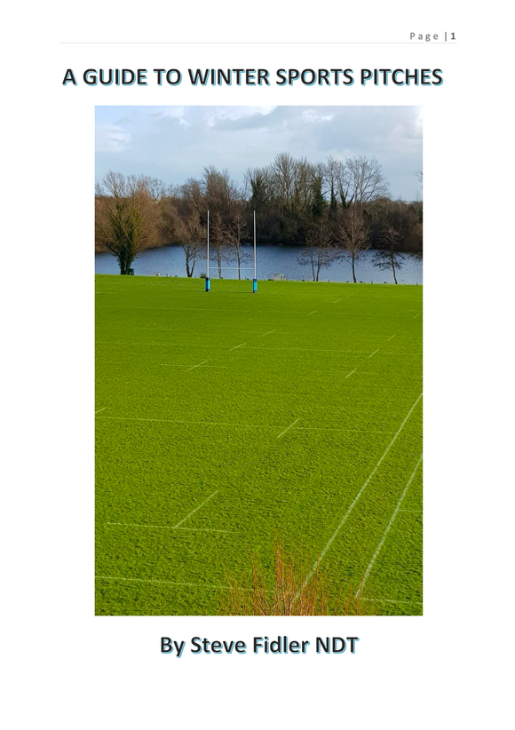 A Guide To Winter Sports Pitches eBook