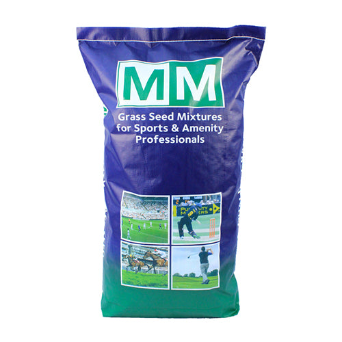 MM12 – A Non Ryegrass Mixture For Cricket Outfields Without Ryegrass (20kg)