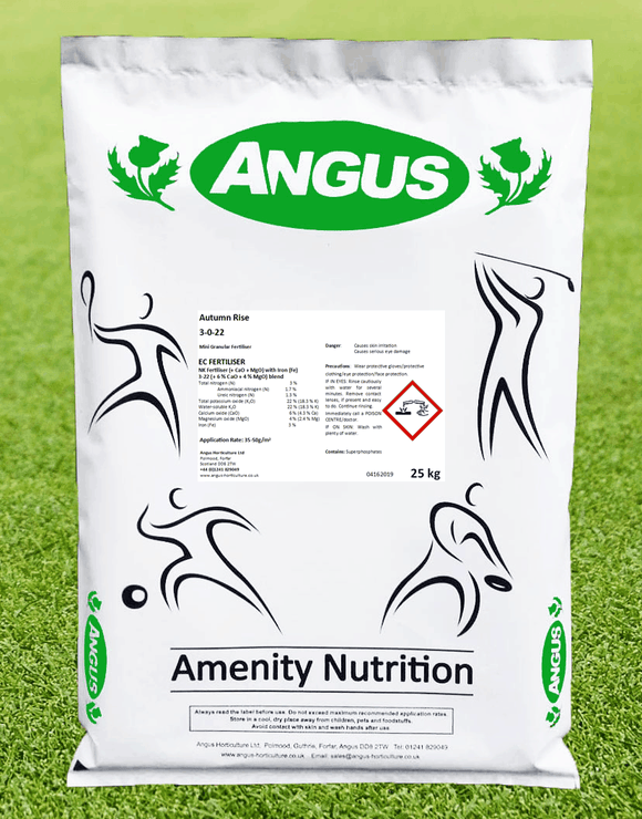 Angus Autumn Rise Fertiliser 20kg