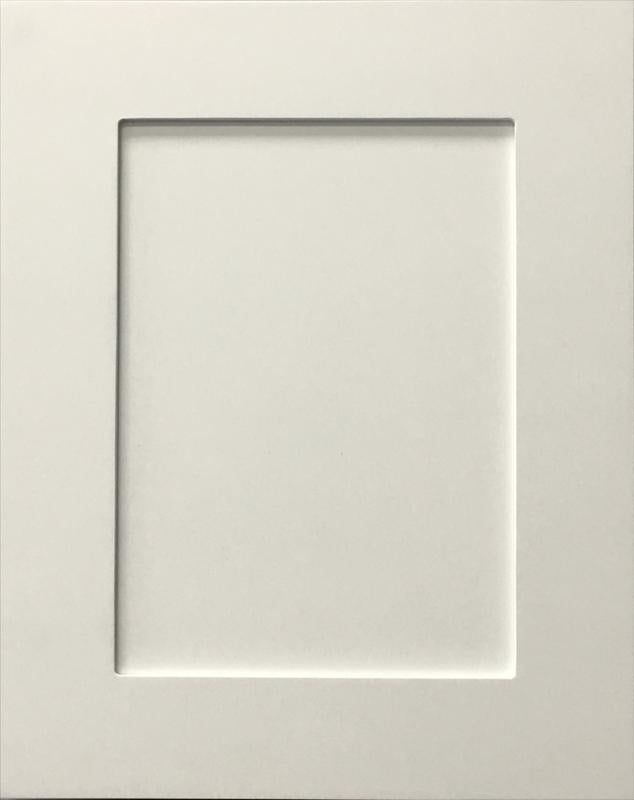 CLASSIC SHAKER WHITE SAMPLE DOOR