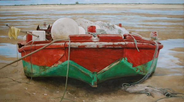"""Oyster Boat """