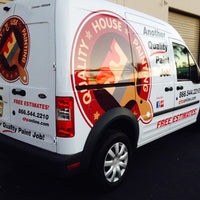 Vehicle & Boat Graphics - Wraps Design 2
