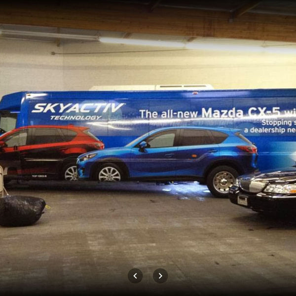 Vehicle & Boat Graphics - Wraps Design 8