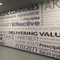 Wall Graphics & Barricades Design 2