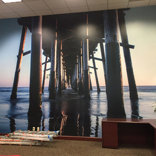 Wall Graphics & Barricades Design 4