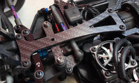 Team Associated B74.1 Front Brace Kit