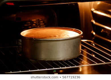 How to decide temperature of baking?
