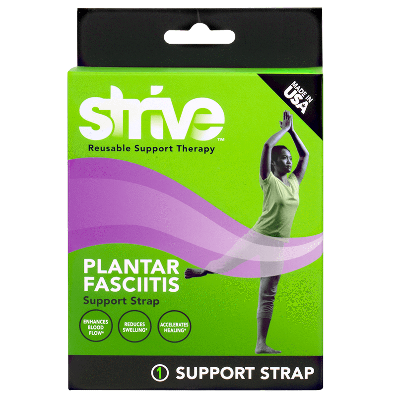 How to use Strive's Plantar Fasciitis Support Strap