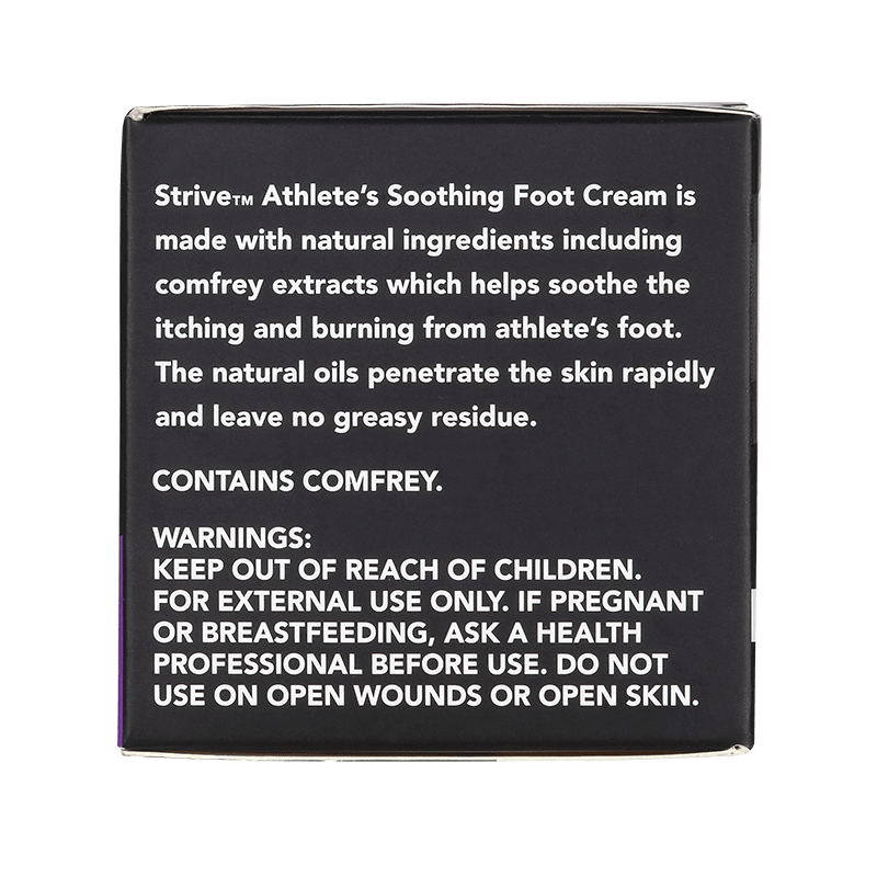 Athlete's Foot Cream description