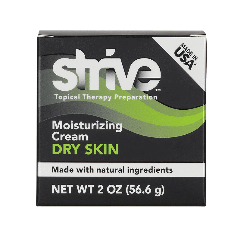 Dry Skin Moisturizing Cream box front