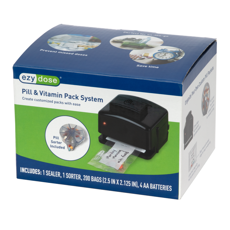 Ezy Dose® Pill & Vitamin packager
